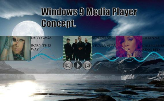 windows Player concept by Kikao55