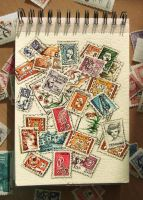 Stamps by Grandere