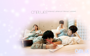 CNBLUE Wallpaper by ShineeeLove