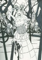 Corpse Bride by Chaosbandit