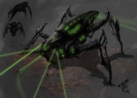 Laser Bot by TheEpic1