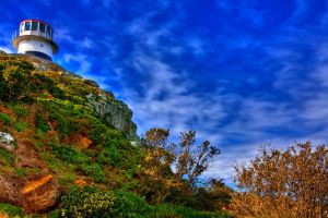 Cape Point RAW - HDR by somadjinn