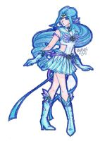 Sailor Marin...Concept by thelettergii
