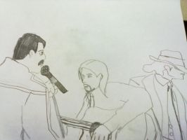 mercury,cobain and jackson by ermacisback