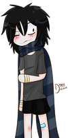 shota jeff the killer by Damian-Fluffy-Doge