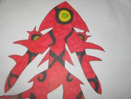 X and Y's Ultimate form Q by FantasyWorld24