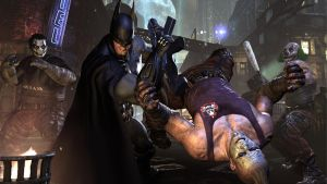 Batman Arkham City Video Game Image 01 by drromeo12