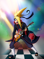 Dei Dei Guitar Hero by mario-reg
