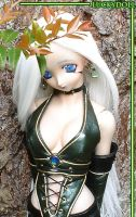 Elfy Eon Forest Shoot 6 by LuckyDoll