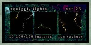 Texture Set 25 by xonlyashesx