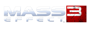 Mass Effect 3 - big logo PNG by xsas7