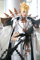 TrinityBlood - Cain Knightlord by Xeno-Photography
