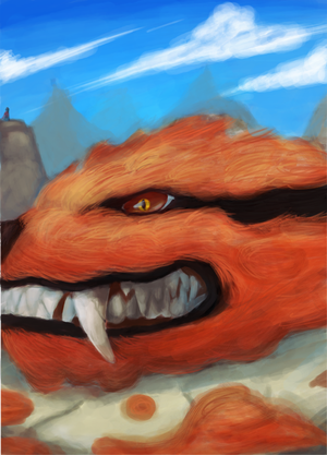 Revisiting an Old Deviation - Kyuubi's Death - WIP