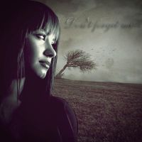 dont forget me by zulemaripoza