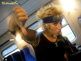 Naruto cosplay-Make some noise by uchimakiPro
