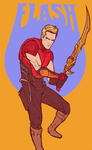 Flash Gordon Redesign by NiteOwl94