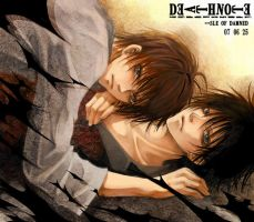Deathnote - I'm With You by LanWu