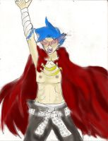 Pollpic 143 Kamina by kingofthedededes73