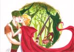 Lil red riding hood - fig. 2 by JackPot-84