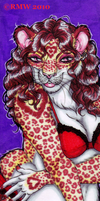 OLD: Kendra Bookmark: +Better Version+ by beefyrae