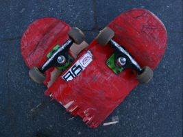 SkAte..Love by DoT-DeP