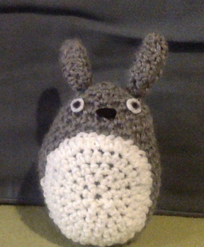 Totoro Plushie by fost0385