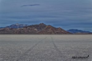 Mountain in the Middle of Salt by mjohanson