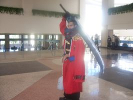 METROCON-Auron Cosplay by NaokoTasaki
