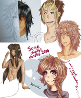 2014 some digital dump a.k.a can you not headshot by Aenille