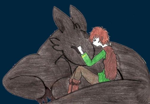 HTTYD_Best Friend by snivellushinigami