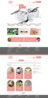 Wedding template for Magento by duduOmag