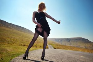 Hitcher by aka-photography-uk