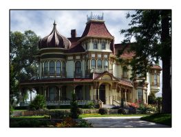 Morey Mansion by adigitalfreak
