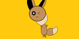 Eevee the clever cutie by 123emilymason