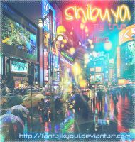 Shibuya my place~ by Fantajikyoui