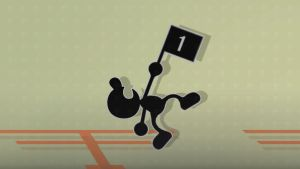 Mr. Game and Watch by UKD-DAWG