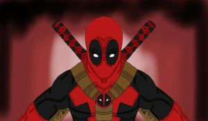 Deadpool by Algelis