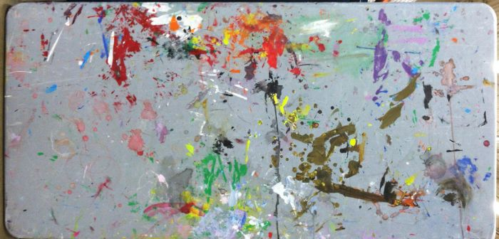 Another Jackson Pollock by zimzim1066