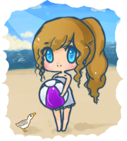 Beach Time by chao-chao
