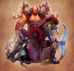 For The Horde by CarmenSinek