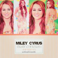 Award Shows Miley Cyrus 1 by WooHoophotospacks