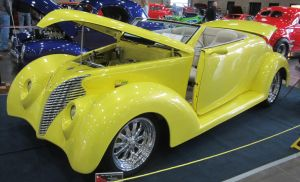39 Ford roadster by zypherion
