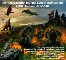 LeGrandzilla's JerseyFest  By Sarcophagus6 by Legrandzilla