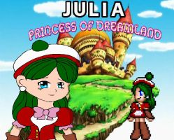 Princess Julia Profile by Deitz94