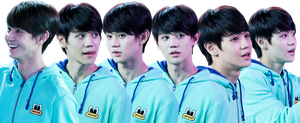 Pack 6 Pngs Yoseob by KyleSESS
