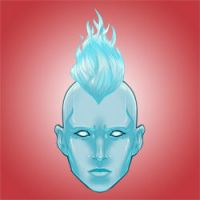Good Head: Captain Atom by micQuestion