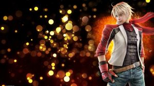 Tekken 6 wallpaper Leo 1 by nin-er