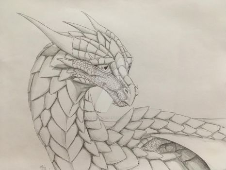 Little One Sketch by RaintheDragoness12