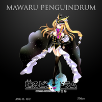 Mawaru-Penguindrum - Anime Icon by duckne55