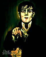 Barnabus Collins by freaky7styley